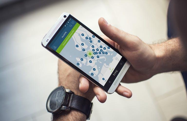 NordVPN mobil