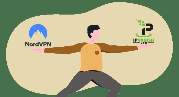 NordVPN eller IPVanish - Vilken VPN ska du välja?
